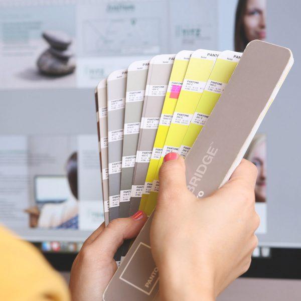 Werbung und Grafik Design