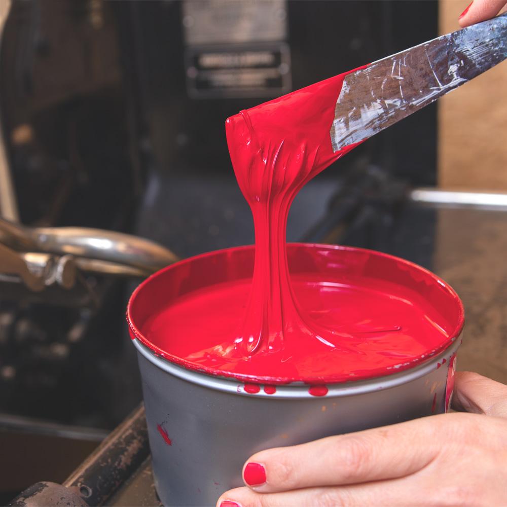 farbe rubber base